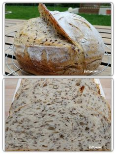 Bread, Paleo, Food, Kitchen, Cuisine, Kitchens, Breads, Bakeries, Meals