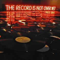 Eduardo Balanza | The Record Is Not Over Yet, 2011 | Fine art exhibition at KIASMA, Museum of Contemporary Art, Helsinki.
