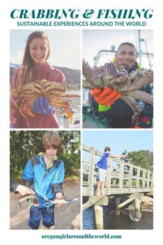 Sustainable Crabbing and Fishing Experiences Around the World Wells Next The Sea, Rice Lake, Responsible Travel, Sustainable Tourism, Travel Articles, Outdoor Fun, Fly Fishing, Sustainability, Oregon