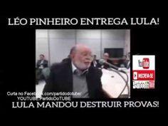 EXATO MOMENTO!Léo Pinheiro relata que Lula Mandou destruir qualquer prov...