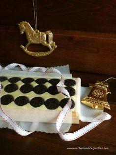 El Zurrón de los Postres: Turrón de Oreo Chocolates, Cheesecakes, Chanel Boy Bag, Fondant, Recipies, Sweets, Shoulder Bag, Christmas, Gourmet