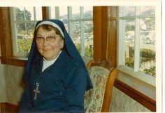 Mother Mary Morgan, RSCJ, Remuera, Auckland, New Zealand.