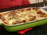Paula Dean's Lots of Meat Lasagna - a family favorite!