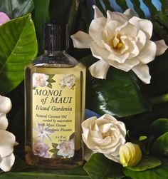 Monoi Oil Tiare Gardenia