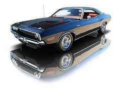 1970 Dodge Challenger RT SE 440 Magnum V8 Six Pack. Source: RK Motors Charlotte.