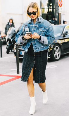 These Previously No-Go Ankle Boots Are Now Cool Again via @WhoWhatWear