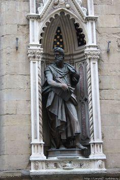 Св. Лука Джамболоньи, 1601