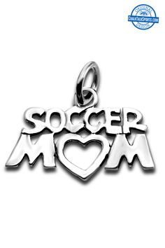 Get your favorite soccer mom a beautiful piece of jewelry this Mother's Day from ChalkTalkSPORTS.com!