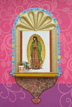 Oaxaca Mexico Guadalupe