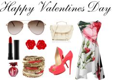 """""""Valentines Day"""" by carolinee16 on Polyvore"""