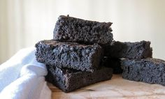 Gluten Free Gigi shares her recipe for decadent Fudgy Gluten-Free Brownies. They're easy to make and also dairy-free, nut-free, soy-free and delish!