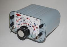 """75-NS-3 RECEIVER SEMI-KIT  """"Have a little radio with your lunch!""""  http://nationalrf.com/images/75-NS_2.jpg"""