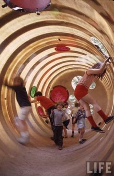 Playgrounds From the 70's | Divine Caroline