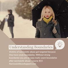 An affordable course on understanding, setting, and standing up for your Boundaries!! Take our Boundaries Course and avoid becoming a victim of abuse. #SelfHelp, #Gaslighting, #SelfRecovery, #Recovery, #AfterAbuse, #LifeCoach, #EvilPeople, #Makemylifebetter, #Improvement, #Divorce, #Grief, #Sadness, #Alone, #Lonely, #Hatemyspouse, #AnnoyingBoyfriend #ShittyParents, #Annoying, #CrazyRelationship #BeAsurTHRIVER, #Me2, #Metoo, #SelfHelp, #SelfImprovement, #InspirationalQuotes, #RecoveryQuotes, #Nar