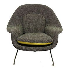 Saarinen Womb Chair now featured on Fab.  We had this chair when I was a kid. I'd love to have one again!