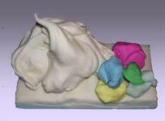 pasta flexible receta 1 taza de fécula de maíz (maicena)  1/4 de formol (se consigue en farmacias)  1 y 1/2 cucharada de glicerina pura (se consigue en farmacias)  1 y 1/2 cucharada de crema con lanolina (tipo crema teatrical azul)  1 taza de pegamento flexina (se consigue en papelerías)