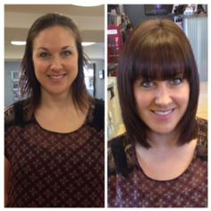 Beautiful Color and Cut by Hayley