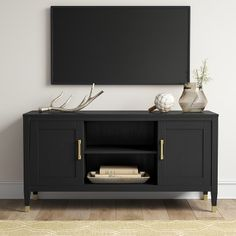 23 Best Gold Tv Stand Images