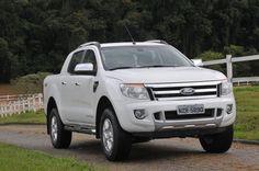 Ford lança linha 2015 da Ranger - Redação / Fotos: Divulgação