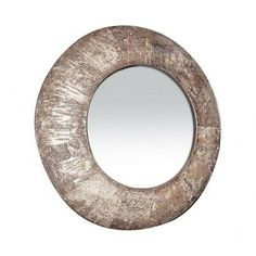 Graduation Party Decor Discover Titan Lighting 31 in. Round Natural Birch Bark Framed Mirror - The Home Depot Titan Lighting 31 in. Wood Mirror, Round Wall Mirror, Wall Mirrors, Hanging Mirrors, Mirror Mirror, Mirror Words, Circular Mirror, Graduation Party Decor, Birch Bark