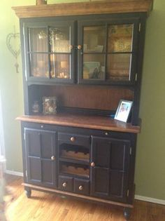 buffet door tree hutches furniture and hutch country
