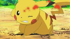 Ills se deep he sur le Pokemon champ de battille