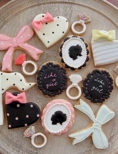 Thumb and Cakes アイシングクッキー