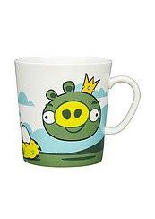Arabia, Angry Birds muki Kuningas Possu 4dl 17,90€