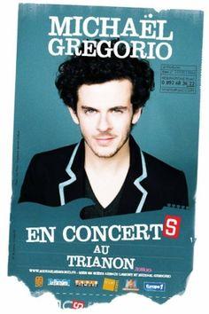 MICHAEL GREGORIO - En ConcertS... au Trianon du 18 au 31 décembre 2013 - Gagnez son DVD sur notre site www.parisetudiant.com/etudiant/sortie/michael-gregorio-en-concerts-paris-18-2.html