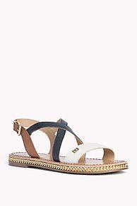 Noire Une Sandale Et Féminine Très Plate Grâce Glitter thQsrdxC