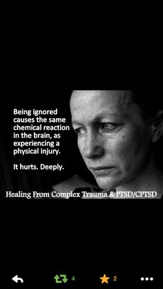 Healing from Complex Trauma. Its no walk in the park... Dragged through a hedge is a better description.