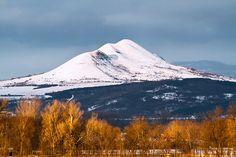 Paragliding, Volcanoes, Czech Republic, Mount Rainier, Mountains, Nature, Travel, Naturaleza, Viajes