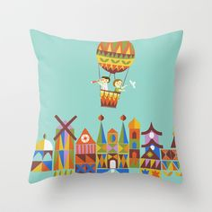 Buy Voyage around the world by Budi Satria Kwan as a high quality Throw Pillow. Worldwide shipping available at Society6.com. Just one of millions of…