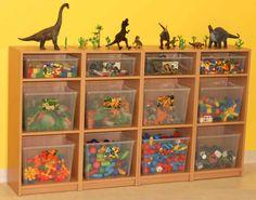 kid toy furniture | ... Kids Being Active Through Their Toys Storage: Tranparance Toys Storage