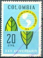 OFERTAS FILATELICAS DE COLOMBIA.