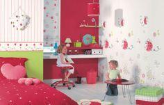 Hermosos diseños para la decoración del cuarto de niños