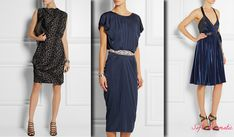 Outfits for Soft Dramatic (Kibbe). Typ urody Soft Dramatic – diva.