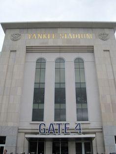 New Yankee Stadium...the house that Jeter built