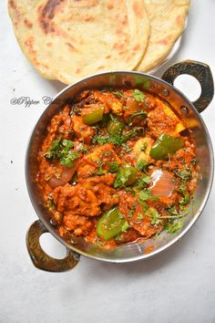 kadai paneer recipe Paneer Recipes, Tofu Recipes, Spicy Recipes, Vegetarian Recipes, Cooking Recipes, North Indian Recipes, Indian Food Recipes, Ethnic Recipes, Kadhai Paneer