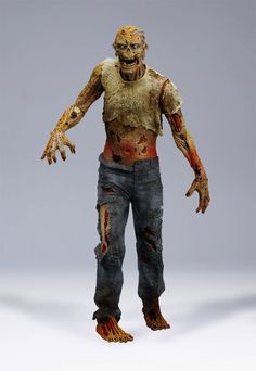 The Walking Dead Gets Action Figures From McFarlane Toys - ComicsAlliance | Comic book culture, news, humor, commentary, and reviews