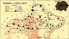 De ieri şi de azi: Printre românii din Valea Timocului Vintage World Maps, Diagram, Maps