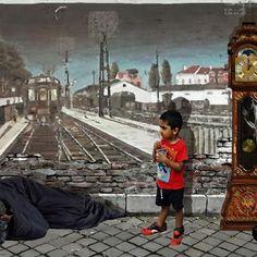 Où est passé le chef de gare ?