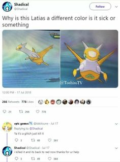Untitled - Funny Pokemon - Funny Pokemon meme - - Untitled The post Untitled appeared first on Gag Dad. Pokemon Mew, Pokemon Comics, Pokemon Funny, Pokemon Fusion, Pokemon Stuff, Pokemon Pictures, Funny Pictures, Owl City, Catch Em All