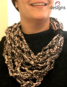 Handmade knitted scarf. Handmade Scarves, Men Design, Neck Scarves, Neck Warmer, Fleece Fabric, Knitwear, Women, Fashion, Accessorize Scarves