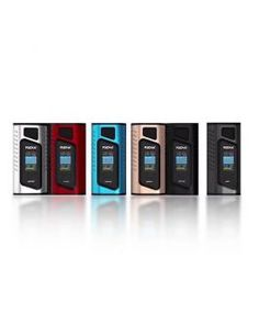 The Fuchai Duo 3 is the latest in the series of popular Fuchai mods from Sigelei. It utilizes two 18650 cells, itintegrates a fully upgradeable, comes with a range of temperature modes, is capable of 175 watts of output, is built with a full color screen and looks modern.