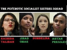 and RashidaTlaib are known as they are also known as the 4 horse faces of the apocalypse. Scum Of The Earth, Liberal Democrats, Horse Face, Keep It Real, Speak The Truth, Freshman, Learn To Read, Enemies, Lyon