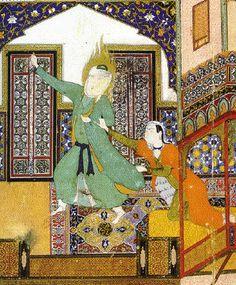Islamitische Schilderkunst