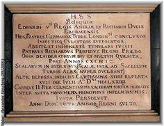Edward V, Westminster Abbey