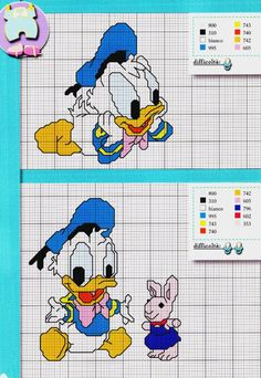 Gallery.ru / Фото #6 - Disney punto croce speciale 10 - facar