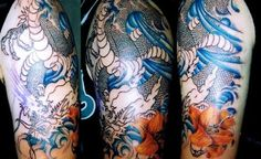 http://www.yourhymn.com/wp-content/uploads/2013/05/Flower-and-Dragon-Sleeve-Tattoos.jpg